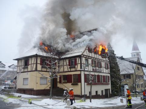 Deckenpfronn Feuerwehr